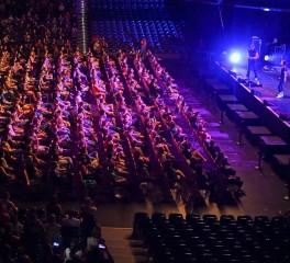 Δημοσιεύθηκαν τα αποτελέσματα του πειράματος σχετικά με τη διεξαγωγή συναυλιών στη Γερμανία