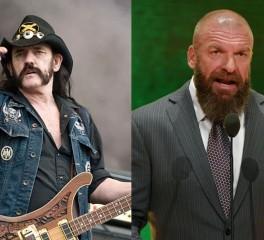 Triple H: «O Lemmy μου είχε πει πως ευθύνομαι για την αναγέννηση των Motorhead»