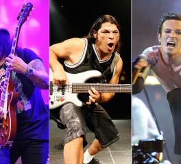 Νέα μπάντα από τους γιούς των Scott Weiland, Robert Trujillo και Slash