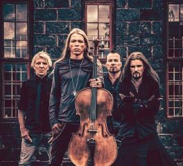 Πρεμιέρα για το νέο τραγούδι των Apocalyptica με συμμετοχή του Joakim Broden