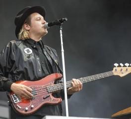 Αρκετό υλικό για δύο ή τρεις δίσκους έχουν γράψει οι Arcade Fire