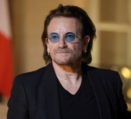 Bono: Ένα τραγούδι για τον κορωνοϊό