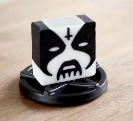 Σαπούνι με τη μορφή των King Diamond, Abbath, Euronymous, κ.ά.
