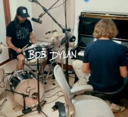 Dave Grohl και Greg Kurstin διασκευάζουν Bob Dylan