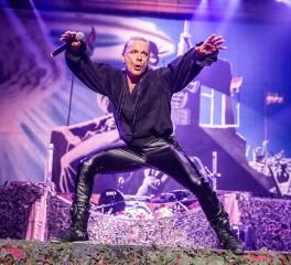 Bruce Dickinson: «Οι Iron Maiden έχουν επιστρέψει στο στούντιο»