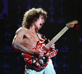 Η rock και metal κοινότητα για τον θάνατο του Eddie Van Halen