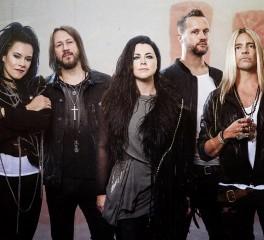 Πρώτο κομμάτι από τη νέα δουλειά των Evanescence