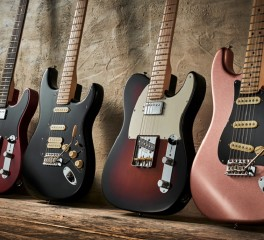 Η Fender καταγράφει το 2020 τις μεγαλύτερες πωλήσεις στην ιστορία της