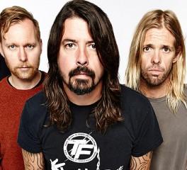 Ακουστικό σετ από τους Foo Fighters στο φεστιβάλ Save Our Stages