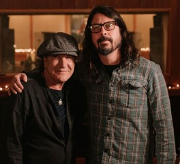 O Dave Grohl συναντά τον Brian Johnson σε νέο ντοκιμαντέρ