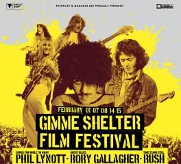 Μεταφέρεται στον Φεβρουάριο το Gimme Shelter Film Festival