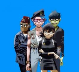 """""""Song Machine Theme Tune"""": Νέο κομμάτι από τους Gorillaz"""