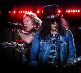 Oι Guns N' Roses εμφανίζονται σε φεστιβάλ του Μεξικού παρά τον φόβο της πανδημίας