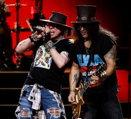 """Not Ιn This Lifetime Selects"": Νέα σειρά streaming επεισοδίων από τους Guns N' Roses"