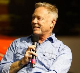 James Hetfield: Η πρώτη δημόσια εμφάνιση μετά από το πρόγραμμα αποτοξίνωσης