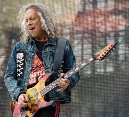 Kirk Hammett: «Τα αγαπημένα μου solo στους Metallica»