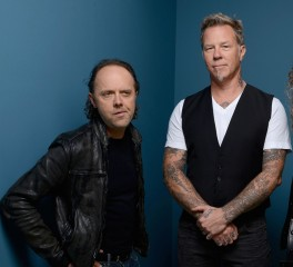 Οι Metallica κάνουν δωρεά στους πληγέντες από τον κορωνοϊό