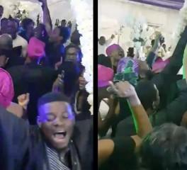 Γαμήλια δεξίωση στη Νιγηρία «εκτροχιάζεται» με System Of A Down