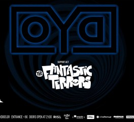 O.Y.D. και Fantastic Terrors live στο six d.o.g.s