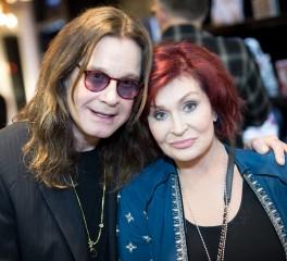 Στα σκαριά βιογραφική ταινία για τους Ozzy και Sharon Osbourne