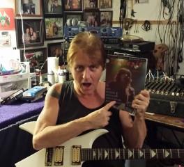 Πέθανε την ημέρα των γενεθλίων του ο πρώην κιθαρίστας των UFO, Paul Chapman