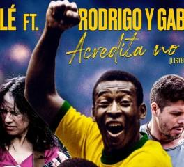 Ακούστε τη συνεργασία του Pele με τους Rodrigo y Gabriela