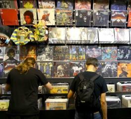 Αναβάλλεται λόγω κορωνοϊού η Record Store Day 2020