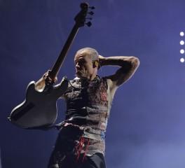 To Εjekt Festival ανακοινώνει νέα ημερομηνία για τους Red Hot Chili Peppers