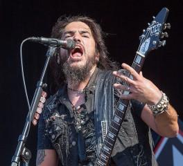 O Robb Flynn των Machine Head διασκευάζει Nirvana, Alice In Chains και Metallica