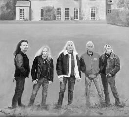 """Video για το """"Paint It Black"""" από τον δίσκο διασκευών των Saxon"""