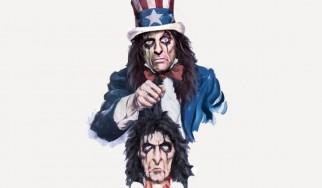"Alice Cooper: Κυκλοφορεί νέο, επίκαιρο video για το κλασικό ""Elected"""