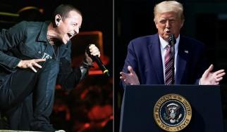 Οι Linkin Park εναντίον του Donald Trump για παράνομη χρήση τραγουδιού τους