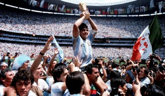 Η rock κοινότητα για τον θάνατο του Diego Maradona
