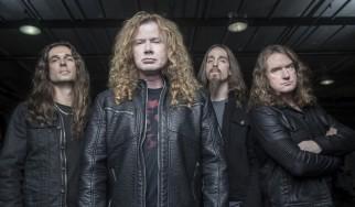 «Ο νέος δίσκος των Megadeth είναι και επίσημα καθοδόν»