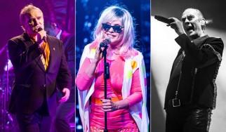 Οι πρωτοπόροι του new wave, post-punk, goth, alt-rock σε ένα φεστιβάλ