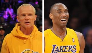 Flea: «Ο Kobe Bryant ήταν φωτισμένος»