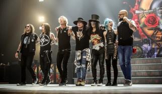 Νέες ημερομηνίες για την ευρωπαϊκή περιοδεία των Guns N' Roses