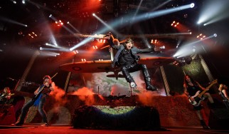 Iron Maiden: Επιστροφή στις συναυλίες το καλοκαίρι του 2021