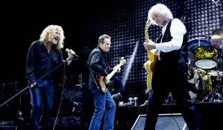 """Celebration Day"": H ιστορική επανένωση των Led Zeppelin σε stream στο YouTube"