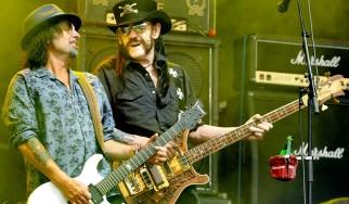 Phil Campbell: «Ο Lemmy μου είχε πει να μην φοράω shorts στη σκηνή»