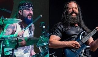 O Portnoy θα παίξει τύμπανα στο νέο δίσκο του Petrucci