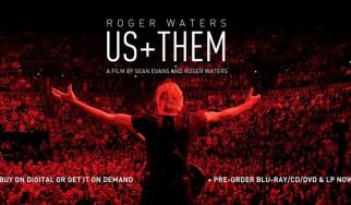 """Roger Waters: Us + Them"" έρχεται σε DVD, CD και βινύλιο"