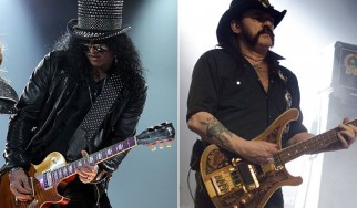 Slash: «Ο Lemmy την έπεσε στην κοπέλα μου»