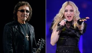 Όταν ο Tonny Iommi έδιωξε την Madonna από πρόβα των Black Sabbath