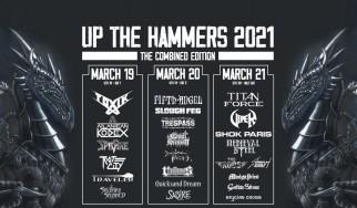 Τετραήμερο Up The Hammers Festival το 2021