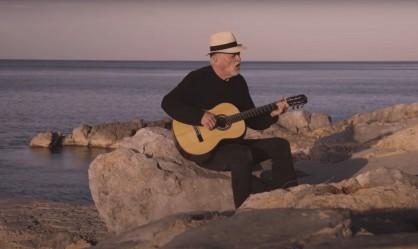 Γυρισμένο στην  Ύδρα το video του νέου τραγουδιού του David Gilmour