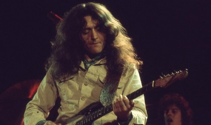 """Check Shirt Wizard- Live In '77"": Ο Rory Gallagher «επιστρέφει» με νέο live άλμπουμ"