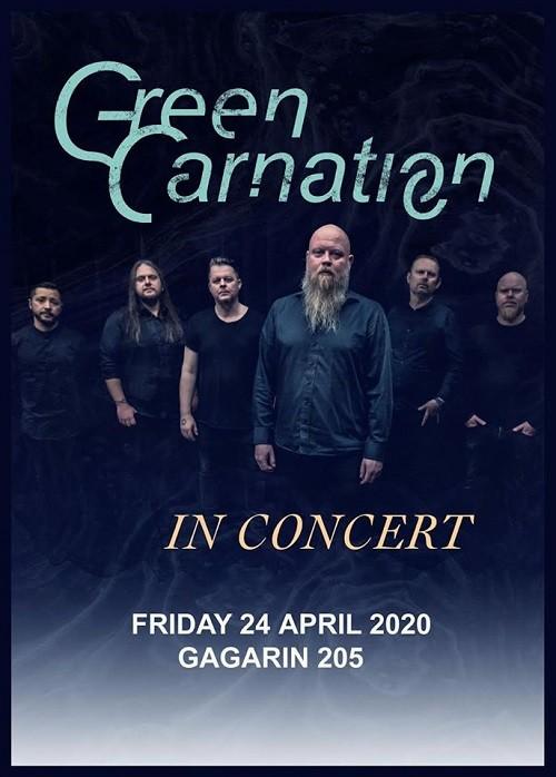 Green Carnation Αθήνα @ Gagarin 205