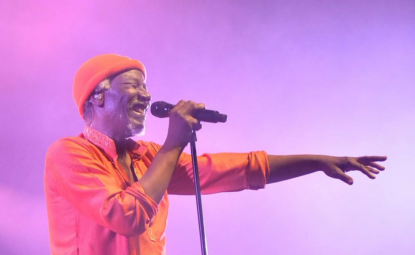 O Alpha Blondy στο Release Athens 2020