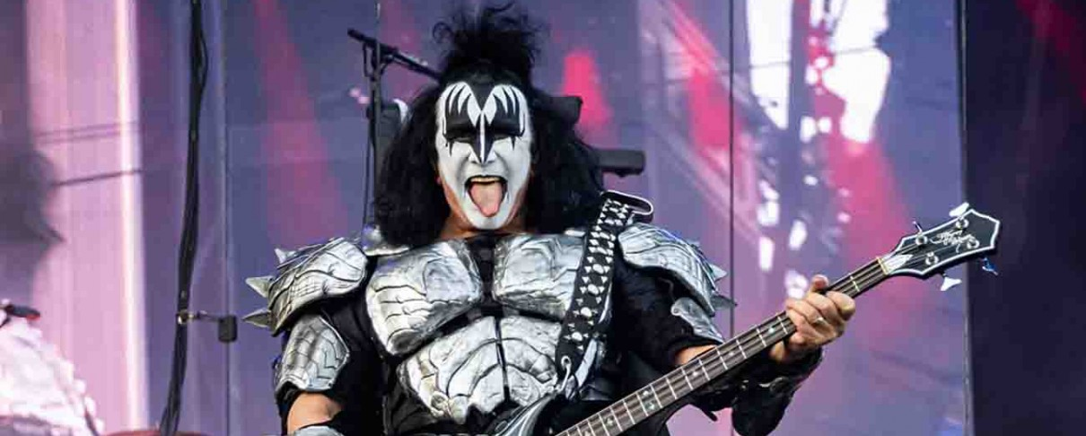O Gene Simmons των KISS συνεχίζει να πιστεύει πως το rock έχει πεθάνει